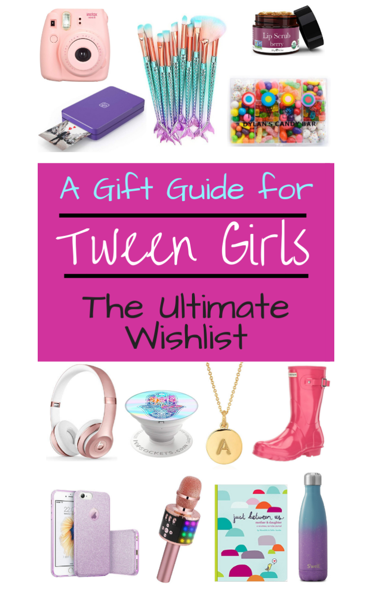 Tween And Teen Girl Gift Ideas For All Occasions Affordable Girl