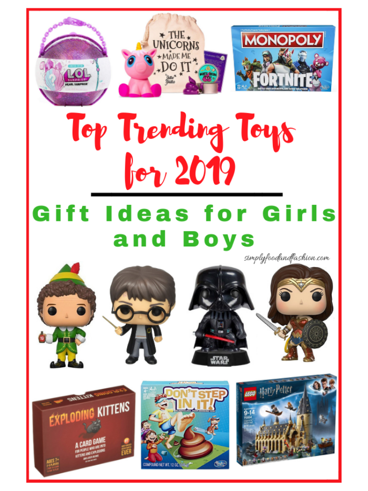 Hot Christmas Gifts 2019.Hot Holiday Toys Gift List For Boys And Girls This Christmas